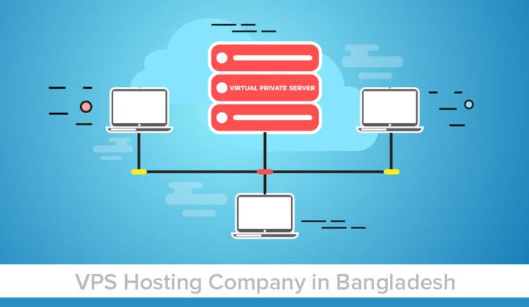 VPS Hosting Company in Bangladesh