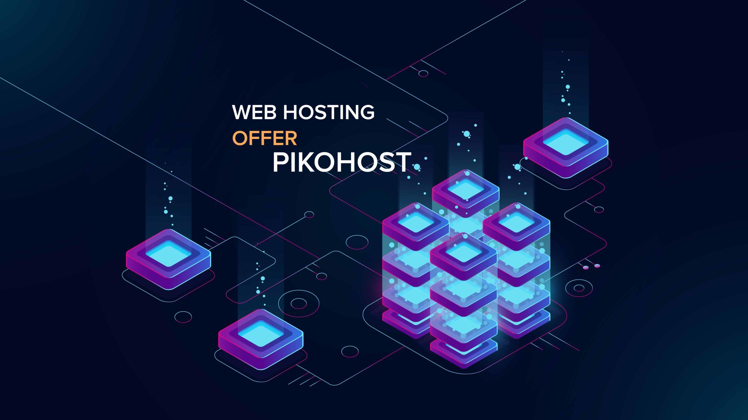 Web Hosting Offer | Domain Offer